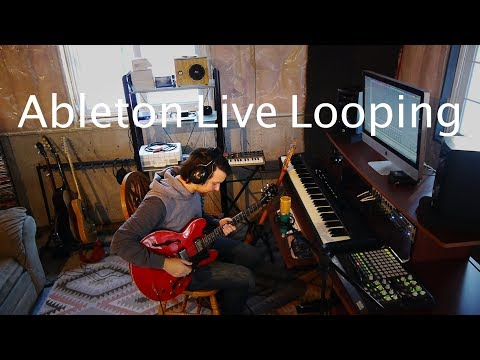 Ableton Live Looping Performance Mp3