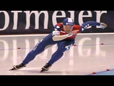 speed skating records wikipedia