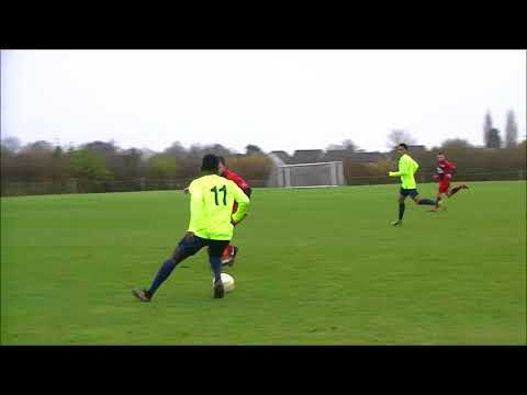 Amersham Town Vs Pitstone & Ivinghoe ( AWAY ) - THE GOALS - 18/11/2017