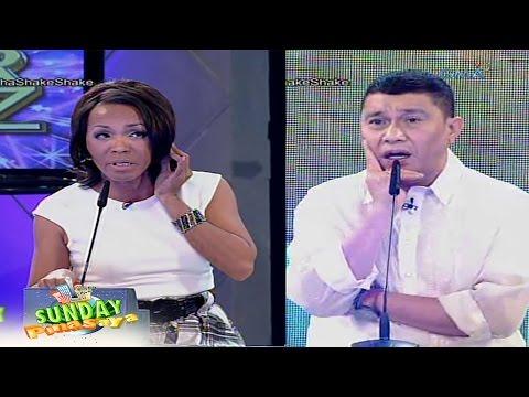 Sunday PinaSaya: Rodney Juterte meets Michelle O'Bombshell