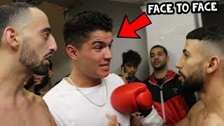 CONFRONTING ALEX WASSABI FACE TO FACE