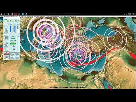 4/03/2018 --  Deep M6.8 Earthquake = Major Seismic Unrest due across Pacific