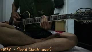Kotak - Pesta   Guitar Cover
