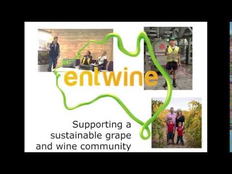 Time to renew how to enter and interpret your Entwine data (AWRI Webinar)