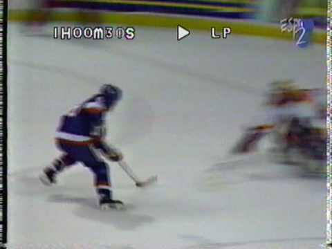 Ziggy Palffy penalty shot on John Vanbiesbrouck (1994)