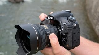 Nikon D810 REVIEW and HANDS ON