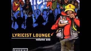 Lyricist Lounge Volumen 1