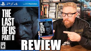 THE LAST OF US PART II REVIEW (No Spoilers) - Happy Console Gamer