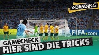 Diese Tricks in FIFA 17 machen Dich unschlagbar! | DASDING