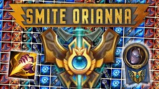 Back to Challenger with Smite Orianna