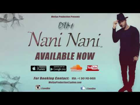 DTM - Nani Nani (Official Audio)