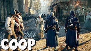 (Vidéo-Coop) Assassin's Creed Unity avec Saw6 #10