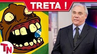 Marcelo Rezende recebe NUDES ao vivo e Idiotização do YouTube BR?