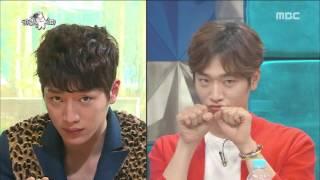 [RADIO STAR] 라디오스타 - Seo Kang-joon's abdominal muscles open! 20160608