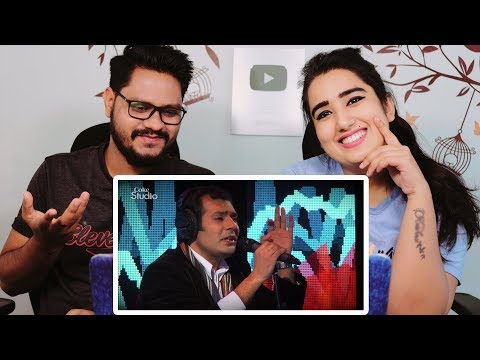 Indian Reaction On Larsha Pekhawar Ta , Hamayoon Khan, Coke Studio Pakistan, Season 5, Episode 1