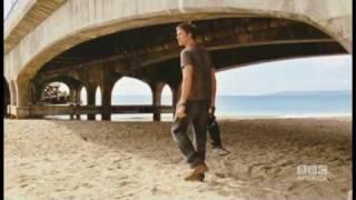 Primeval beach fight - Primeval - BBC