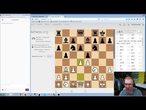 Chess Cruncher TV 11 8 2017