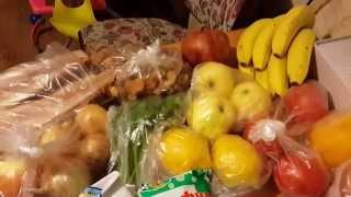 Покупка продуктов на неделю.Экономим в кризис!(, 2015-03-18T14:41:36.000Z)