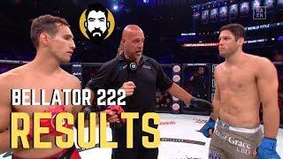 Bellator 222 Results: Rory MacDonald vs. Neiman Gracie | Post-Fight Special | Luke Thomas