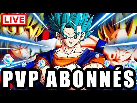 🔴 LIVE DB LEGENDS - PVP vs ABONNÉS