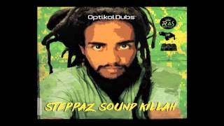 Ras Neftali  - 12 Who told U so Zoundcolector Remix -  Steppaz Sound Killah