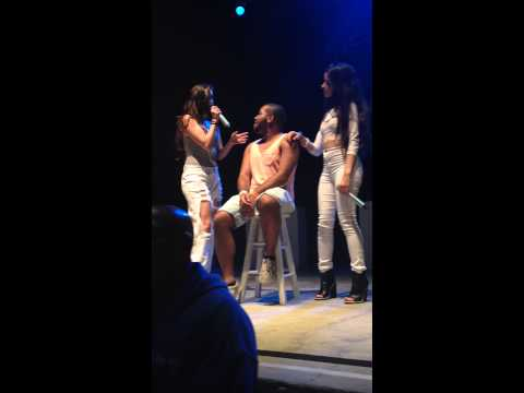 Fifth Harmony - All Of Me (Columbus, Ohio 6/29/14)