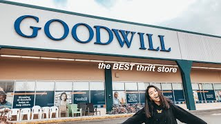 SHOWING YOU GUYS WHERE I THRIFT