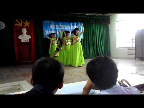 múa Người thầy 11a8