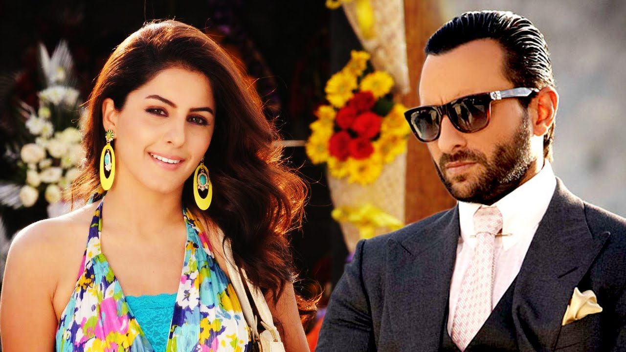 Isha Talwar is Saif Ali Khan's latest pair