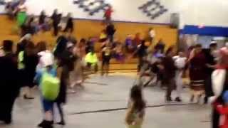 DAKOTA SIOUX TRIBAL DRUMS AND DANCE