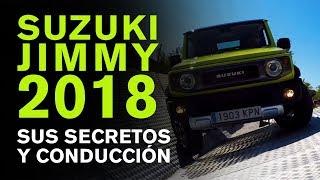 SUZUKI JIMNY 2018, sus secretos (contados por el director de Suzuki España)