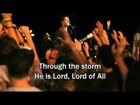 Cornerstone - Hillsong Live (2012 Album Cornerstone) Lyrics DVD (Worship Song to Jesus)