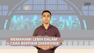 Video Ruangguru Ruangbelajar - Sejarah X Sma - Pengertian Cara Berpikir Diakronik   Bimbel Online