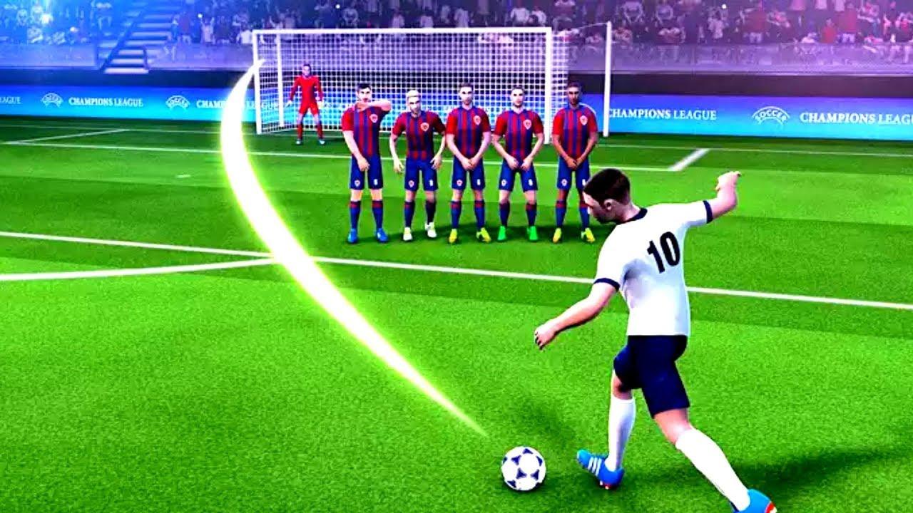 Best Free Kick Games Online