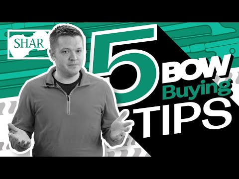 Top 5 Things To Consider When Buying A Bow