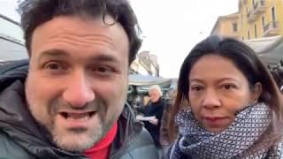 Passeggiando al Mercato di Milano
