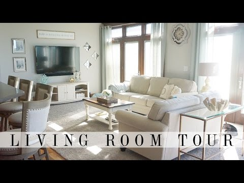 Foyer living room tour house to home ep 5 for S carey living room tour