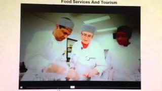 FOOD AND BEVERAGES SERVICES -- LESTER B.PEARSON VOCATIONAL COLLEGE IN MONTREAL