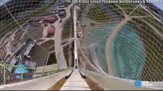 Verruckt: Ride the world's tallest water slide