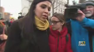<b>Emma Coronel Aispuro</b>, Wife Of 'El Chapo,' Arrested At Dulles ...