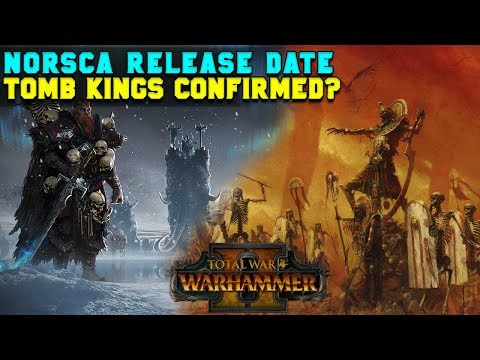 State of Total War: Norsca Timeline, Dual Lord Pack + Future