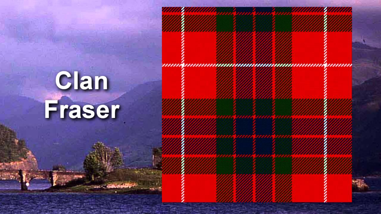 Scotland - Clan Tartan ~ Part 1 A to L - YouTube