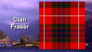 Scotland -  Clan Tartan ~ Part 1   A to L