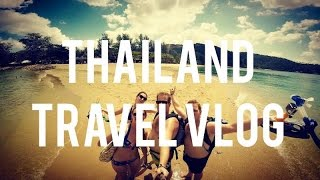 Thailand Travel Vlog 2016: Bangkok, Chiang Mai, Koh Samui, Koh Phangan