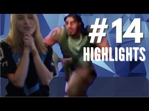 ASPEN DOES THE DEFAULT DANCE \\ #14 STREAM HIGHLIGHTS