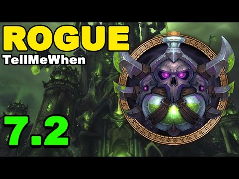 Rogue TMW Profile for Patch 7.2 w/Download