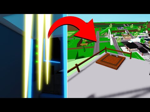 All SECRETS and GLITCHES in the Roblox BrookHaven RP ARMY UPDATE!
