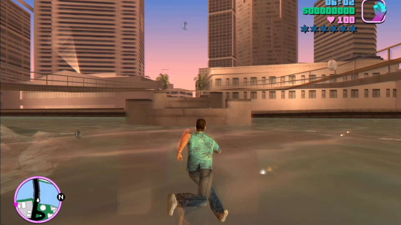 Guide: GTA Vice City 44% Starter Save - Dogmatofobia