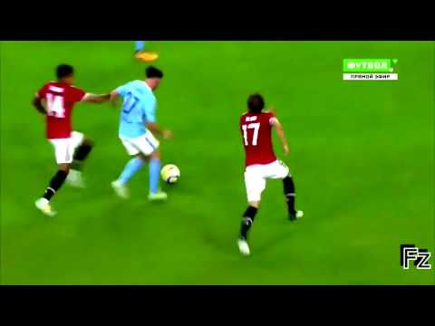 Patrick Roberts vs Manchester United (Preseason) 17-18 - Internationals Champions Cup