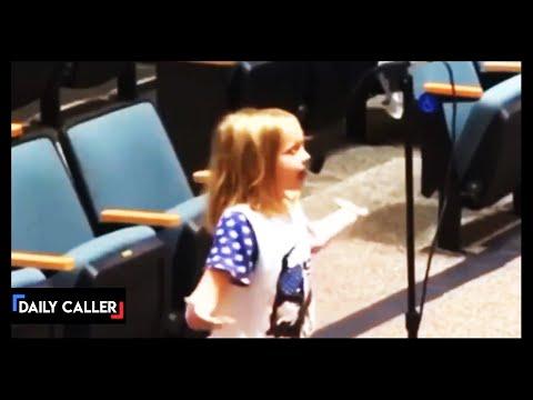 Sassy Girl Puts School Board On Blast Over Mask Mandates